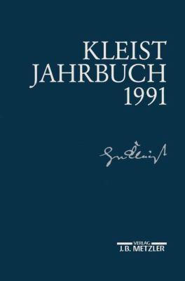 Perfect Paperback Kleist-Jahrbuch, 1991 Book