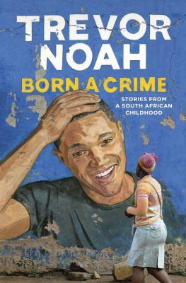 Hardcover Born a Crime Book
