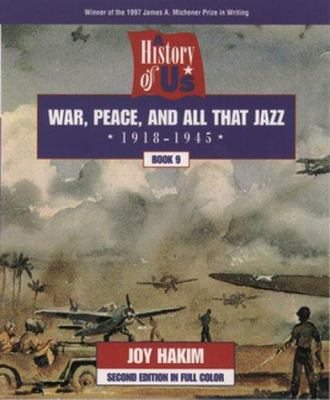Paperback War, Peace, and All That Jazz, 1918-1945 Book