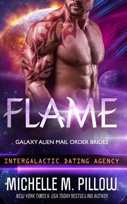... Intergalactic Dating Agency book series · Flame