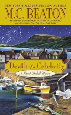 Death of a Celebrity B000JF8O1I Book Cover