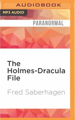 The Holmes-Dracula File 151139854X Book Cover