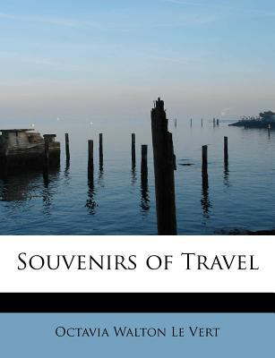 Paperback Souvenirs of Travel Book