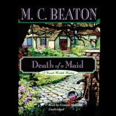 Death of a Maid 079274750X Book Cover