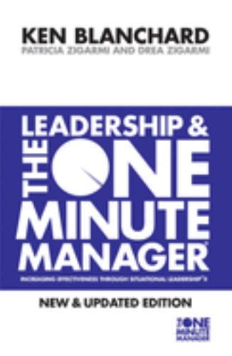 Paperback Leadership and the One Minute Manager Book