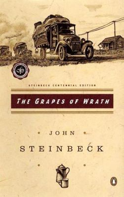 the myth of california as a promised land in the book the grapes of wrath by john steinbeck The grapes of wrath by john steinbeck  they can scarcely wait for this  promised land of fabulous oranges, grapes and peaches  the joad family  meet people coming and going, going to california from the western states with  hope and.