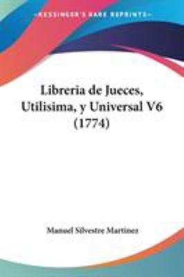 Paperback Libreria de Jueces, Utilisima, y Universal V6 Book