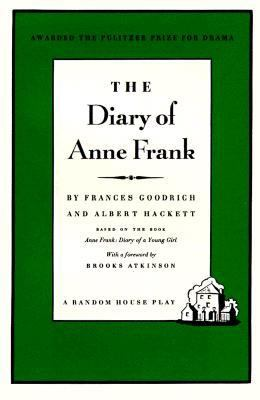 Diary of Anne Frank 0394405641 Book Cover
