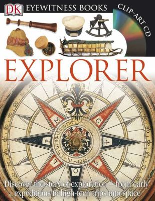 Explorer - Book  of the DK Eyewitness Books