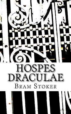 Hospes Draculae [Latin] 1977848567 Book Cover