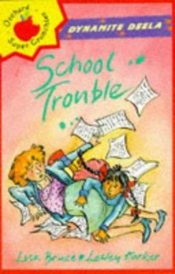 Paperback School Trouble (Younger Fiction Paperbacks) (Orchard Readalones) Book