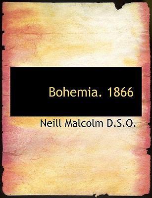 Paperback Bohemia 1866 [Large Print] Book