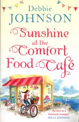 Paperback Sunshine at the Comfort Food Caf? Book