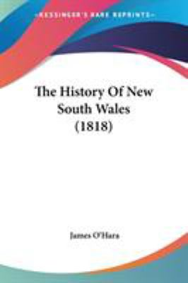 Paperback The History of New South Wales Book