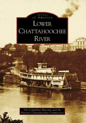 Lower Chattahoochee River - Book  of the Images of America: Georgia