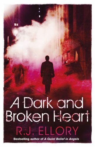 A Dark and Broken Heart 1409121321 Book Cover