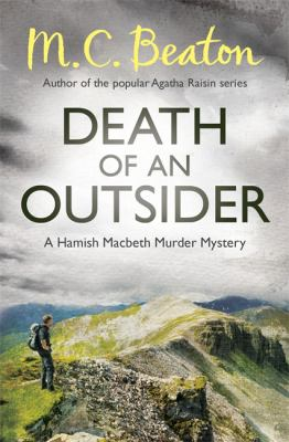 Death of an Outsider 1472105222 Book Cover