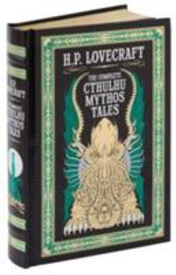 Complete Cthulhu Mythos Tales 1435162552 Book Cover