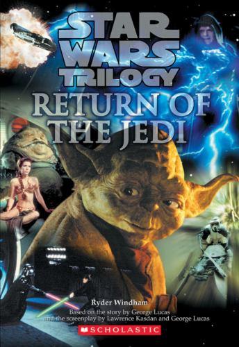 Star Wars, Episode VI - Return of the Jedi (Junior Novelization) - Book  of the Star Wars Legends