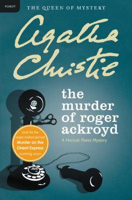 Paperback The Murder of Roger Ackroyd : A Hercule Poirot Mystery Book