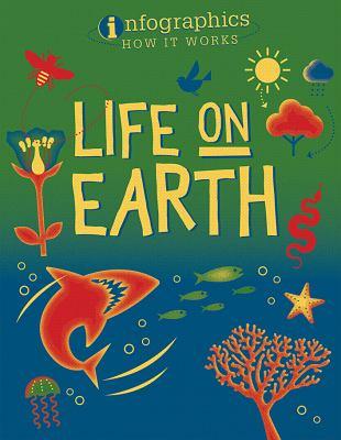 Library Binding Life on Earth Book