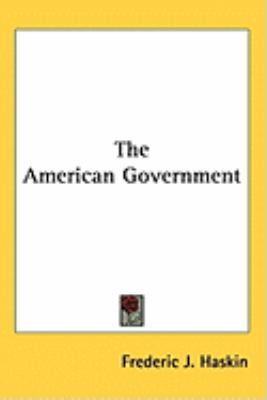Hardcover The American Government Book