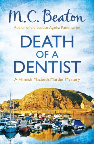 Death of a Dentist 147210532X Book Cover