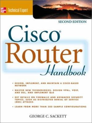 the new router handbook