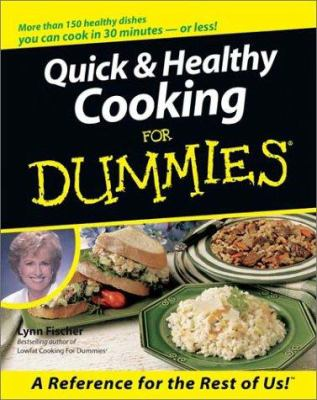 Quick Healthy Cooking For Dummies Book By Tim Turner