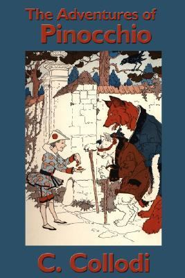 Paperback The Adventures of Pinocchio Book