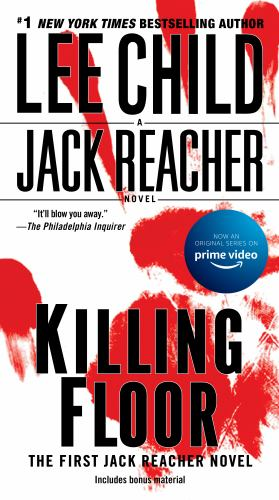 Paperback Killing Floor Book