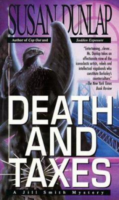 Death and Taxes: A Jill Smith Mystery - Book #7 of the Jill Smith
