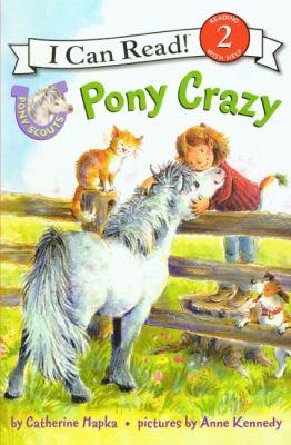 Pony Crazy - Catherine Hapka