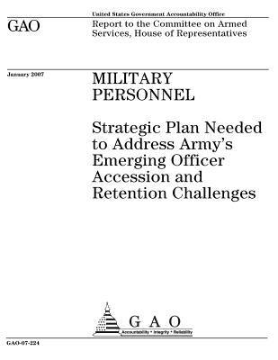 Military Personnel: Strategic Plan... book