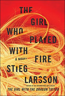 Paperback The Girl Who Played with Fire (Millennium Series) Book