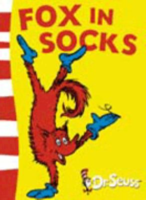 Paperback Fox in Socks: Green Back Book (Dr Seuss - Green Back Book) (Dr. Seuss: Green Back Books) Book