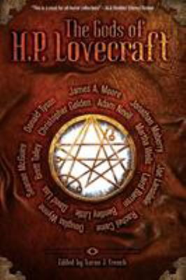 The Gods of HP Lovecraft 1942712561 Book Cover