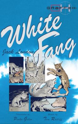 White Fang. Jack London 1906714746 Book Cover