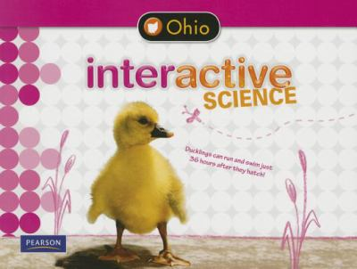 Ohio Interactive Science Book By Scott Foresman