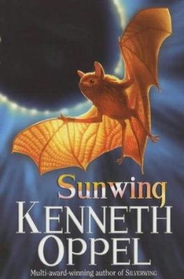 Sunwing Book By Kenneth Oppel