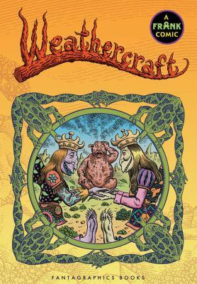 weathercraft book by jim woodring