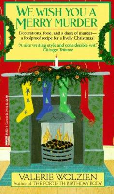 We Wish You a Merry Murder (Susan Henshaw Mystery, Book 3) - Book #3 of the Susan Henshaw