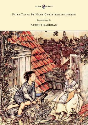 Fairy Tales by Hans Christian Andersen - Illust... 1445508583 Book Cover