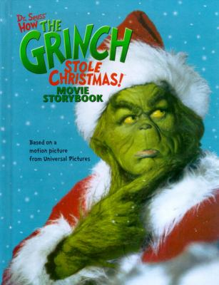 How the Grinch Stole Christmas! Movie... book by Louise Gikow