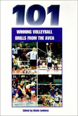 101 Winning Volleyball Drills from the AVCA - Kinda Lenberg