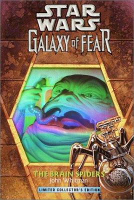 The Brain Spiders (Star Wars: Galaxy of Fear, Book 7) - Book  of the Star Wars Legends