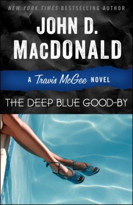 Paperback The Deep Blue Good-By Book