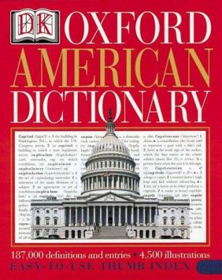 Dk Oxford Illustrated American    book by Frank Abate