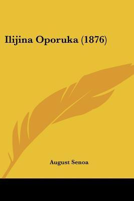 Paperback Ilijina Oporuka Book