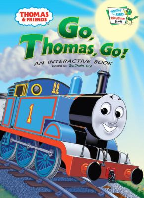 Thomas the train look and find book